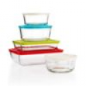 Deals List: Pyrex 10-Piece Simply Store Set with Colored Lids