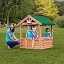 Deals List: Backyard Discovery Cozy Wooden Playhouse