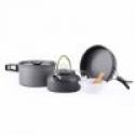 Deals List: OUTAD 9pcs Camping Cookware and Pot Set