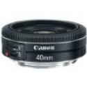 Deals List: Canon EF 40mm f/2.8 STM Lens Refurbished with 1 Year Refurbished Camera Limited Warranty