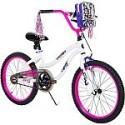 "Deals List: 20"" Next Girls' Girl Talk Bike, White"