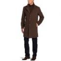 Deals List: Kenneth Cole Men's Herringbone Walker Coat