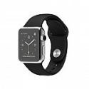 Deals List: Apple Watch 42mm Stainless Steel Case - Black Sports Band MJ3U2LL/A