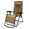 Deals List: Caravan Sports Infinity Zero Gravity Chair, Beige