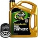 Deals List: 5 Quarts Quaker State Full Synthetic Oil + Driveworks Oil Filter