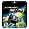 Deals List: Gillette Mach3 Base Cartridges 15 Count