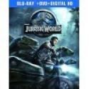 Deals List: Jurassic World (Blu-ray + DVD + DIGITAL HD)  + $5 Amazon Gift Card