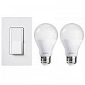 Deals List: Lutron Diva 150-Watt LED Dimmer with Wall Plate and 2 Philips A19 LED Light Bulbs