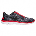 Deals List: Nike Free 4.0 V5 Print Running Women's Shoes