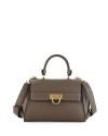 Deals List: Salvatore Ferragamo Sofia Medium Flap Satchel Bag
