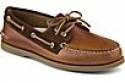 Deals List: Men's Authentic priginal cyclone leather 2-eye boat shoes