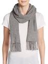 Deals List: Yves Saint Laurent Wool & Cashmere Scarf, Men's