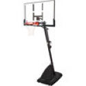 "Deals List: Spalding NBA 54"" Angled Pole Backboard System"
