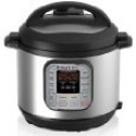 Deals List: Instant Pot IP-DUO60 7-in-1 Programmable Pressure Cooker with Stainless Steel Cooking Pot and Exterior, 6-Quart/1000-watt, Latest 3rd Generation Technology
