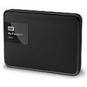 Deals List: WD My Passport Ultra 3TB External Hard Drive, Classic Black (2015)