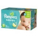 Deals List: 12-Pack Pampers Baby Dry Diapers Super Pack + $110 Target Gift Card