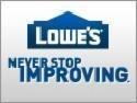 Deals List: @Lowes