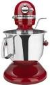 Deals List: KitchenAid KSM6573CER 6-Qt. Professional 6000 HD Bowl-Lift Stand Mixer, Empire Red