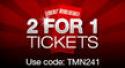Deals List: @Ticketmaster