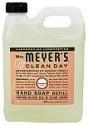 Deals List: 33oz Mrs. Meyer's Hand Soap Geranium Refill