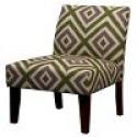 Deals List: Avington Upholstered Slipper Chair Diamond Velvet