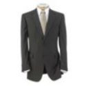 Deals List: Executive 2-Button Wool Suit with Pleat Front Trousers