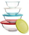 Deals List: Pyrex 10-Piece Simply Store Set + 8-Piece Mixing Bowl Set