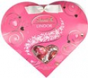 Deals List: Lindt Valentine Lindor Truffles Gift Box, Milk with White Mini Heart, 3.4 Ounce