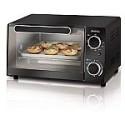 Deals List: Sunbeam - 4-Slice Toaster Oven - Black, TSSBTV6001
