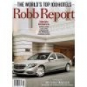 Deals List: Robb Report Magazine Subscription 1 Yr 12 Issues