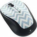 Deals List: Logitech M325 Wireless Optical Mouse, Ambidextrous, Zany Blue (910-004378)
