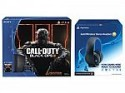 Deals List: PlayStation 4 Console COD Black Ops 3 500GB Bundle + Gold Wireless Stereo Headset