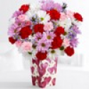 Deals List: Bunches of Love Tulip & Iris Bouquet