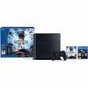 Deals List: PlayStation 4 500GB Console: Star Wars Battlefront Bundle