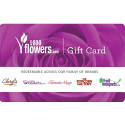Deals List: $25 1-800-Flowers.com Gift Card -Email delivery