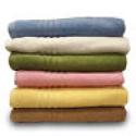 Deals List: 5 Pack: Northpoint Jacquard Textured 100% Cotton Bath Towels