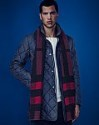 Deals List: Burberry Brit Half Mega Check Scarf