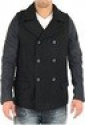 Deals List: Cohesive Signature Men's Wool Double Breasted Peacoat Coat