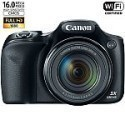 Deals List: Canon PowerShot SX530 HS 50x Zoom 16MP HD 3-inch LCD Digital Camera
