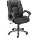 Deals List: Staples Siddons Managers Chair, Black