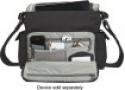 Deals List: Lowepro - Urban Reporter 150 Camera Messenger Bag - Black