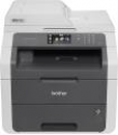 Deals List: Brother - Mfc-9130cw Digital Color Laser All-in-one Printer With Wireless Networking - Gray