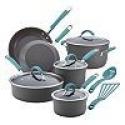 Deals List: Rachael Ray Cucina 12-pc Hard-Anodized Cookware Set + $30 Kohls Cash