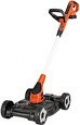 Deals List: BLACK+DECKER MTC220 12-Inch Lithium Cordless 3-in-1 Trimmer/Edger and Mower, 20-volt (Battery-Powered)