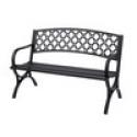 Deals List: Living Accents Steel Park Bench