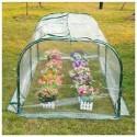 Deals List: Outsunny 7'x3'x2.6' Portable Backyard Flower Garden Greenhouse