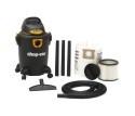 Deals List: Shop-Vac - 6 Gallon Quiet Deluxe Wet/Dry Vacuum Cleaner - Black