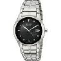 Deals List: Citizen Eco Drive Axiom Black Dial Black Leather Men's Watch