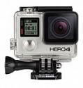 Deals List: GoPro HERO4 Black 4K Action Camera Hero 4 Camcorder (CHDHX-401)