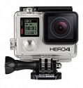 Deals List: GoPro HERO4 Black 4K Action Camera Hero 4 Camcorder (CHDHX-401)